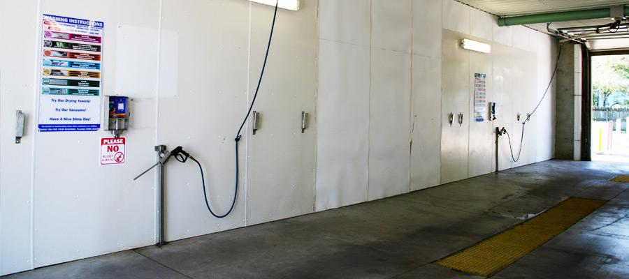 self service car wash in Winona picture
